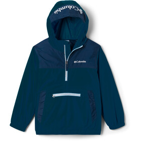 Columbia Bloomingport Windbreaker Jas Kinderen, collegiate navy